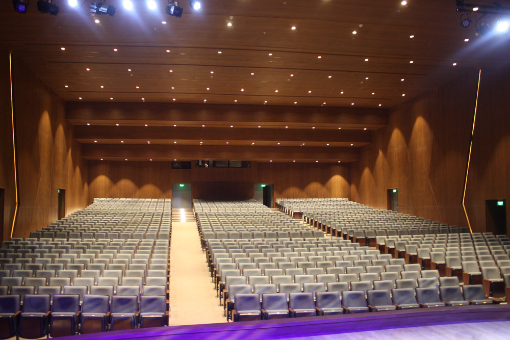TIS Auditorium Hall